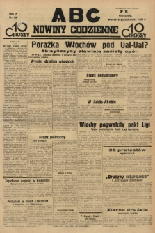 ABC : nowiny codzienne. 1935, nr287  PDF 