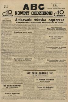 ABC : nowiny codzienne. 1935, nr289 |PDF|