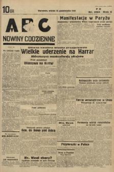 ABC : nowiny codzienne. 1935, nr294 |PDF|