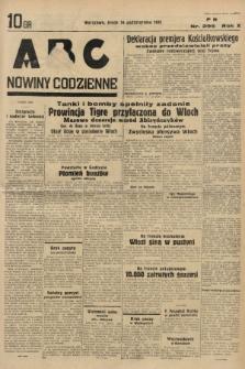 ABC : nowiny codzienne. 1935, nr295  PDF 
