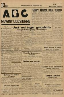 ABC : nowiny codzienne. 1935, nr305 |PDF|