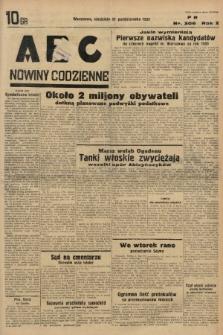 ABC : nowiny codzienne. 1935, nr306 |PDF|