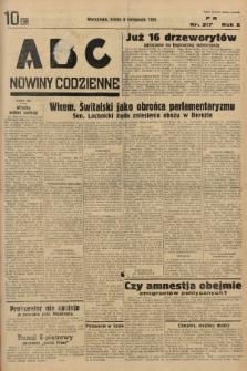 ABC : nowiny codzienne. 1935, nr317 |PDF|