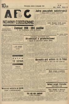 ABC : nowiny codzienne. 1935, nr320 |PDF|