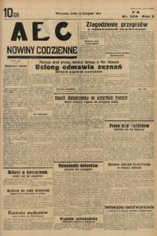 ABC : nowiny codzienne. 1935, nr324 |PDF|