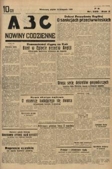 ABC : nowiny codzienne. 1935, nr326 |PDF|