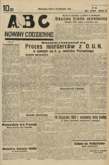 ABC : nowiny codzienne. 1935, nr330 |PDF|