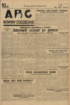 ABC : nowiny codzienne. 1935, nr332 |PDF|