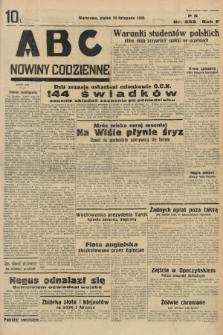 ABC : nowiny codzienne. 1935, nr333  PDF 