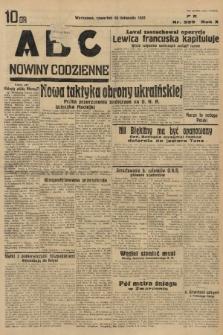 ABC : nowiny codzienne. 1935, nr339 |PDF|