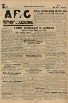 ABC : nowiny codzienne. 1935, nr341  PDF 