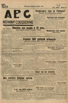 ABC : nowiny codzienne. 1935, nr344 |PDF|