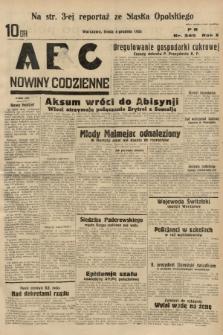 ABC : nowiny codzienne. 1935, nr345 |PDF|