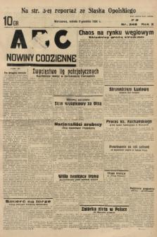 ABC : nowiny codzienne. 1935, nr348 |PDF|