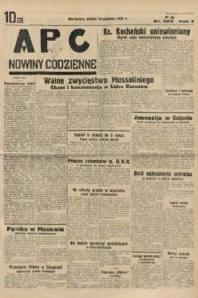 ABC : nowiny codzienne. 1935, nr355 |PDF|