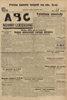 ABC : nowiny codzienne. 1935, nr356 |PDF|