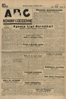 ABC : nowiny codzienne. 1935, nr359 |PDF|