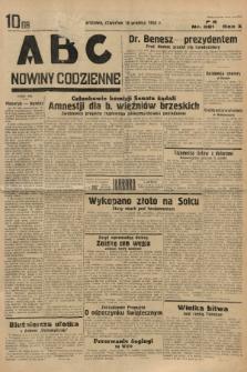 ABC : nowiny codzienne. 1935, nr361 |PDF|