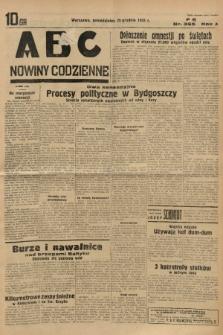 ABC : nowiny codzienne. 1935, nr365 |PDF|
