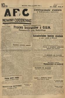 ABC : nowiny codzienne. 1935, nr368  PDF 