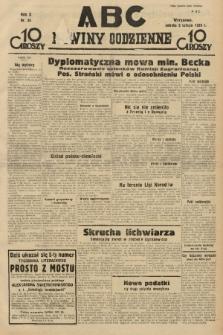 ABC : nowiny codzienne. 1935, nr36  PDF 