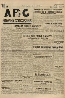 ABC : nowiny codzienne. 1935, nr362 |PDF|