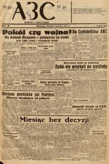 ABC : nowiny codzienne. 1937, nr5 |PDF|