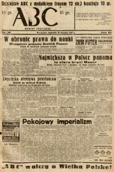 ABC : nowiny codzienne. 1937, nr10 |PDF|