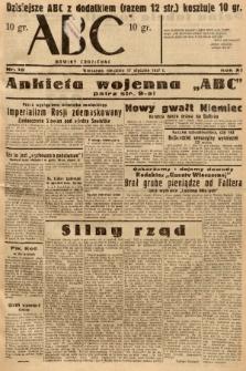 ABC : nowiny codzienne. 1937, nr18  PDF 