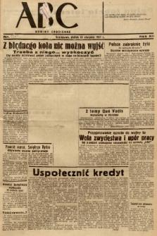 ABC : nowiny codzienne. 1937, nr25 [ocenzurowany]  PDF 