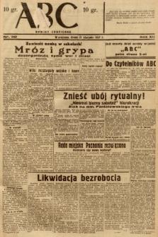 ABC : nowiny codzienne. 1937, nr30 |PDF|