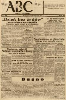 ABC : nowiny codzienne. 1937, nr32  PDF 
