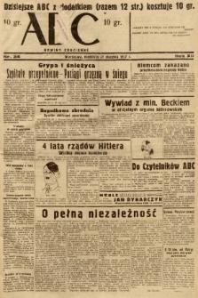 ABC : nowiny codzienne. 1937, nr34 |PDF|