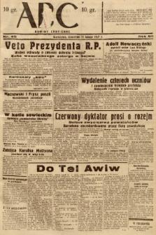 ABC : nowiny codzienne. 1937, nr49  PDF 