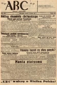 ABC : nowiny codzienne. 1937, nr51  PDF 