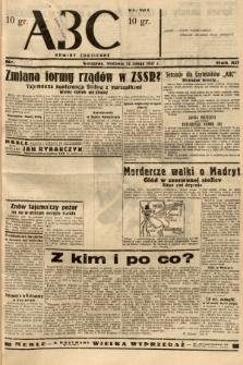 ABC : nowiny codzienne. 1937, nr53 [ocenzurowany]  PDF 