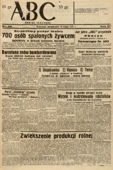 ABC : nowiny codzienne. 1937, nr54 |PDF|