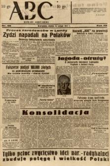ABC : nowiny codzienne. 1937, nr58 |PDF|