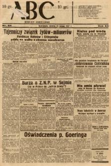 ABC : nowiny codzienne. 1937, nr64 |PDF|
