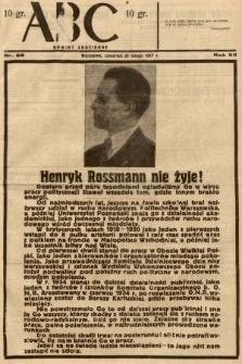 ABC : nowiny codzienne. 1937, nr66 |PDF|