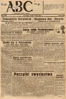 ABC : nowiny codzienne. 1937, nr75  PDF 