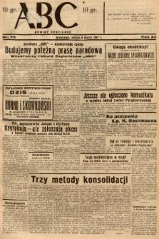 ABC : nowiny codzienne. 1937, nr76 |PDF|