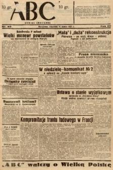 ABC : nowiny codzienne. 1937, nr82 |PDF|
