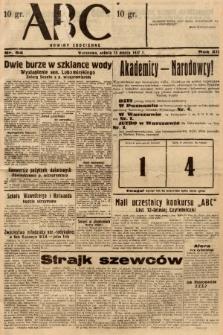 ABC : nowiny codzienne. 1937, nr84 |PDF|