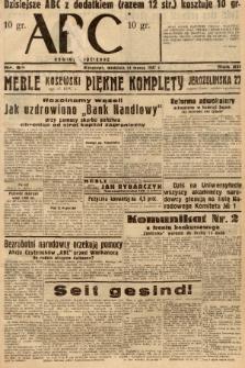 ABC : nowiny codzienne. 1937, nr85 |PDF|