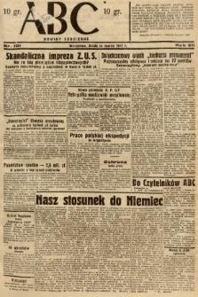 ABC : nowiny codzienne. 1937, nr101 |PDF|