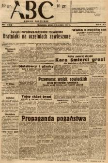ABC : nowiny codzienne. 1937, nr103  PDF 