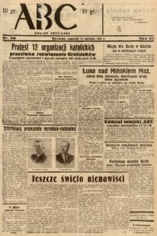 ABC : nowiny codzienne. 1937, nr118 |PDF|