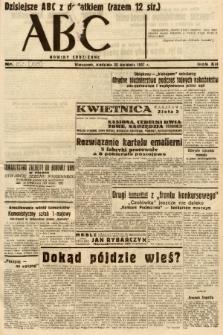 ABC : nowiny codzienne. 1937, nr129 [ocenzurowany]  PDF 
