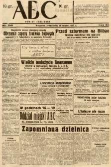 ABC : nowiny codzienne. 1937, nr130 |PDF|